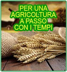 Agricoltura al passo coi tempi