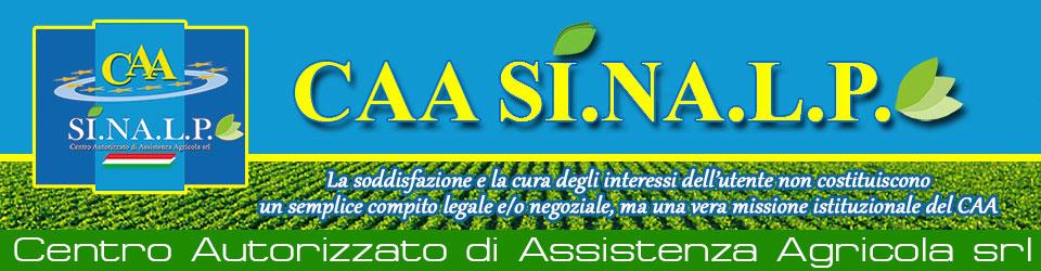 CAA SINALP – Centro Autorizzato di Assistenza Agricola